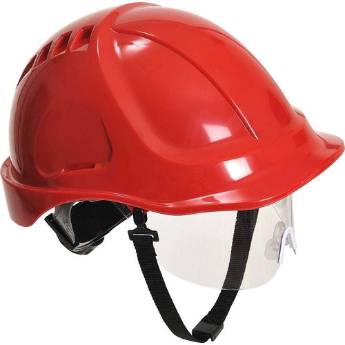 Portwest Endurance Plus Visor Helmet-RBM Offshore Safety Supplies