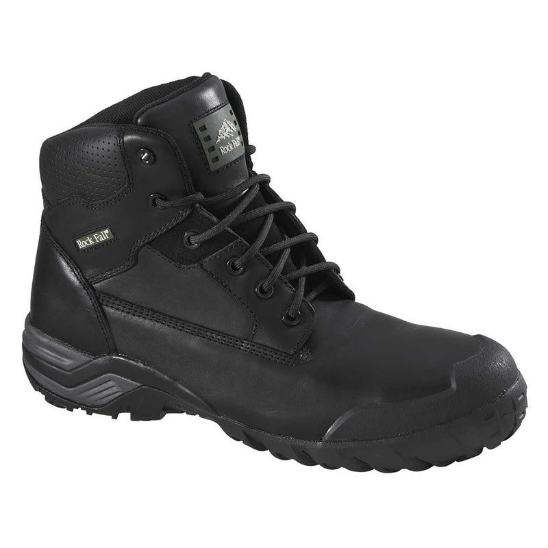 Rockfall Flint S3 Safety Boots-RBM Offshore Safety Supplies