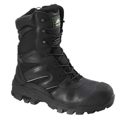 Rockfall Titanium Waterproof S3 Safety Boots-RBM Offshore Safety Supplies