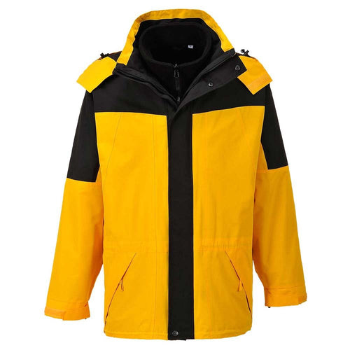 Portwest Aviemore 3-in-1 Waterproof Jacket-RBM Offshore Safety Supplies