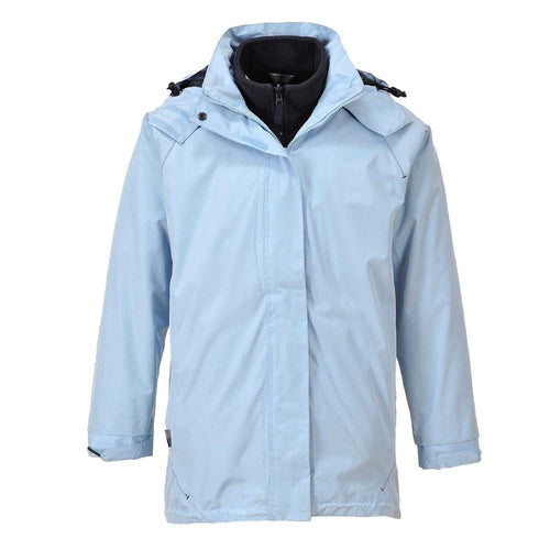 Portwest Elgin 3-in-1 Ladies Waterproof Jacket-RBM Offshore Safety Supplies