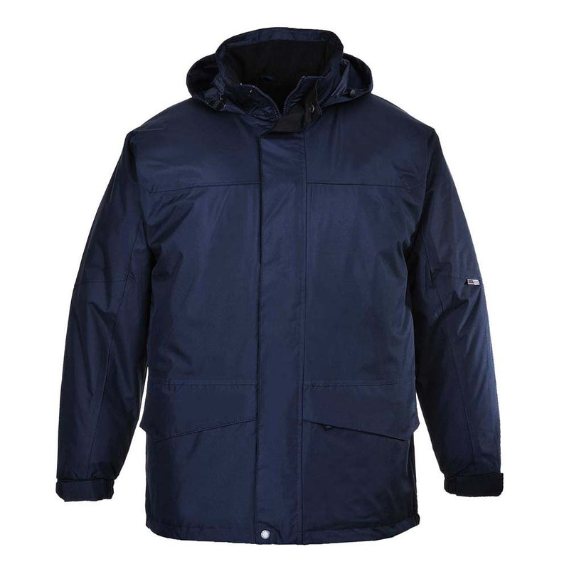 Portwest Angus Padded Waterproof Jacket-RBM Offshore Safety Supplies