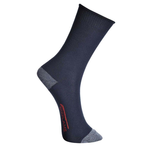 Portwest Modaflame FR Antistatic Socks-RBM Offshore Safety Supplies
