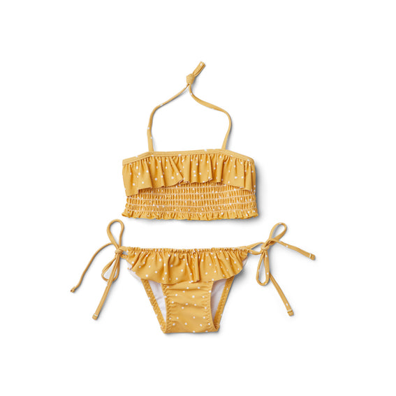 Riley Bikini Anti UV Yellow mellow