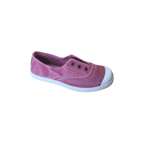 Chaussure en toile Ingles Rosa