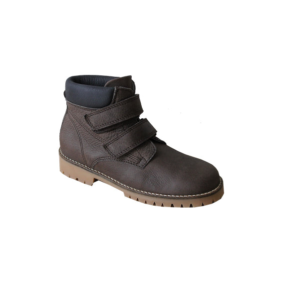 Tim Velcro marron