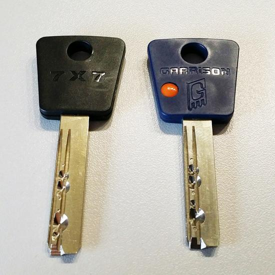 MUL-T-LOCK KEY