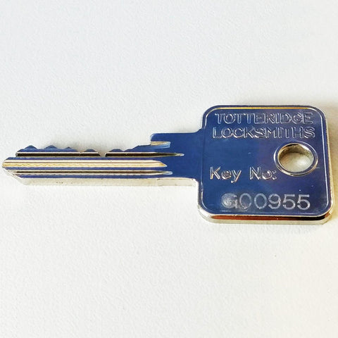 TOTTERIDGE SECURITY KEY (G)-Extra Keys