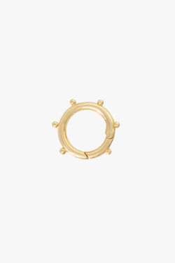 Sunny clasp gold plated