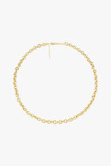 Statement chain necklace gold (40 cm)