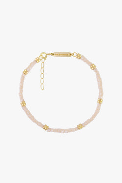 Desert bracelet gold plated