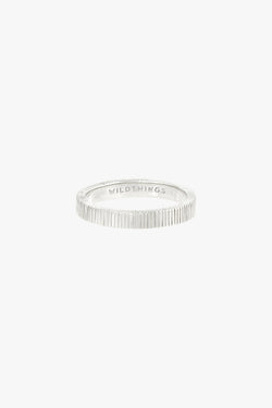 Eternity ring silver