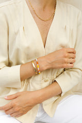 Classic bangle gold