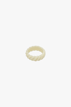 Mix it up ring ivory