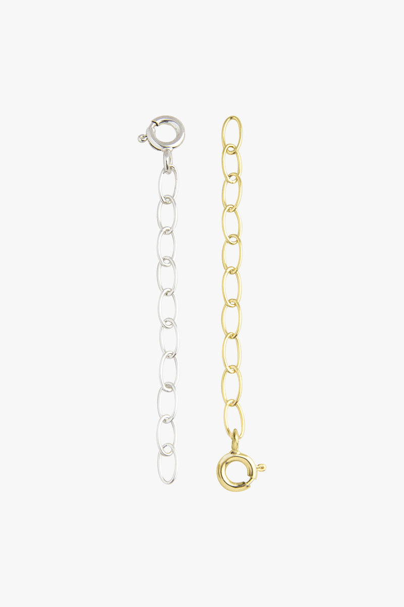 Necklace extender gold