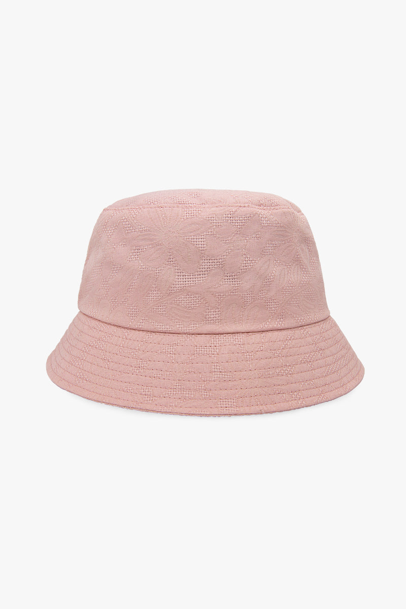 Pink Flower Bucket Hat Wildthings Collectables Online Store Wildthings Collectables