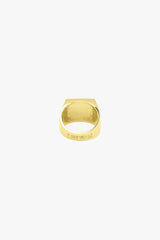 Sauvage ring gold