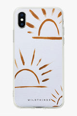 iPhone case Sunrise