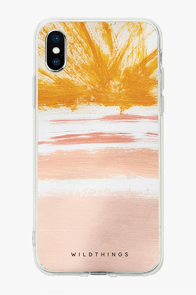 iPhone case Kissed by the sun