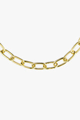 Chunky love gold plated (40 cm)