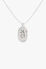 Matisse necklace silver
