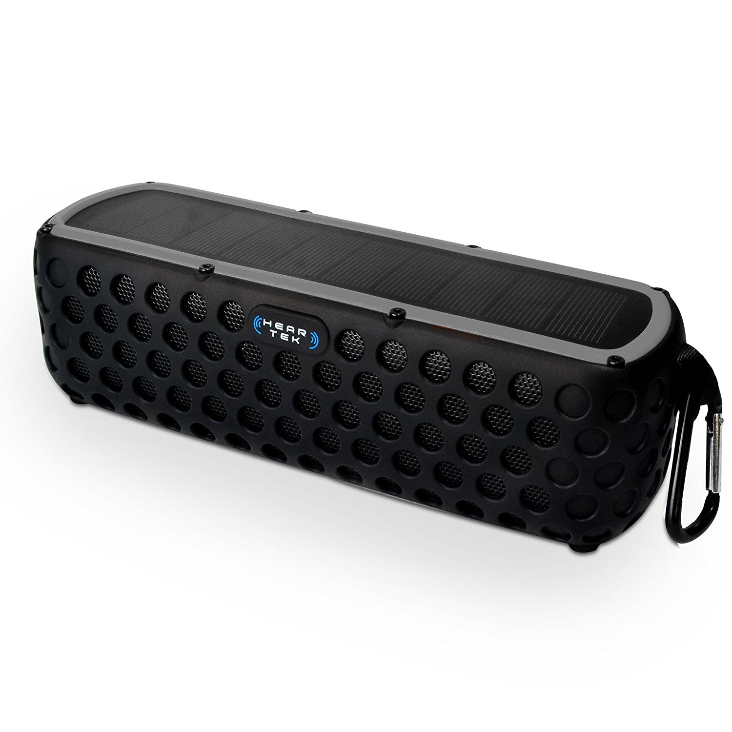 Solar Powered HearTek Bluetooth Speaker