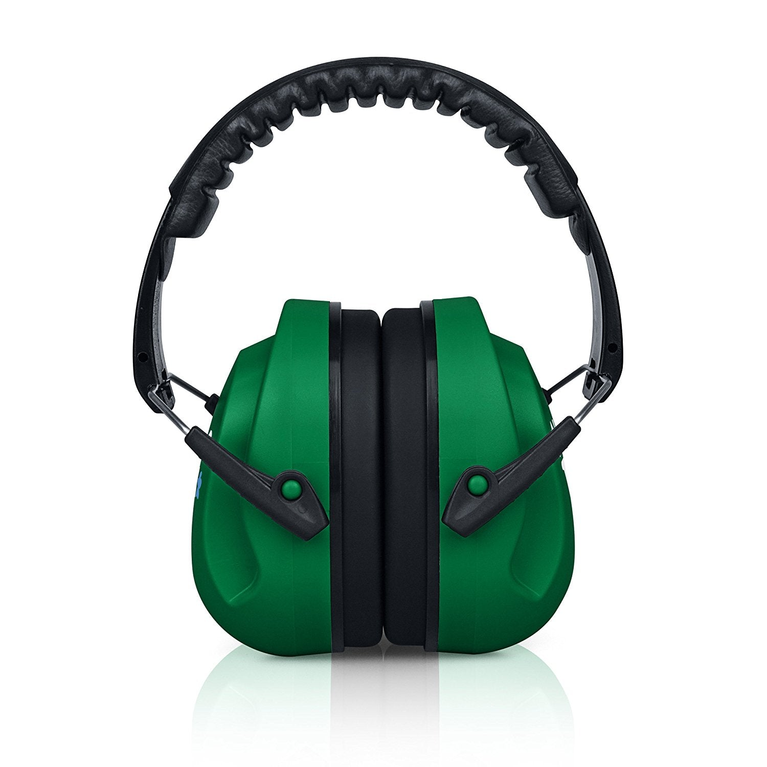 Dark Green HearTek Sammie Earmuffs Junior
