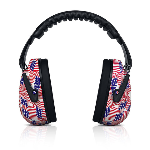 America HearTek Earmuffs Junior camp