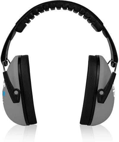 Grey Senna HearTek Earmuffs