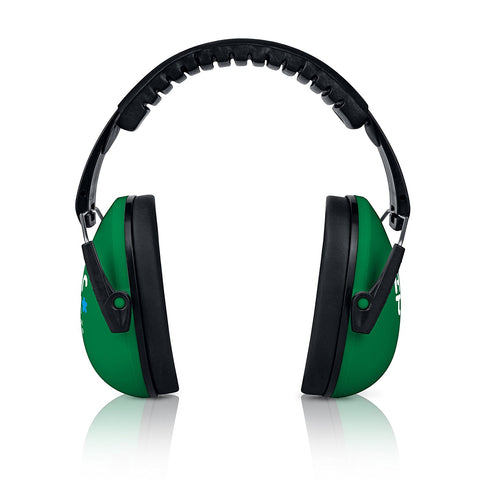 Dark Green HearTek Senna Earmuffs