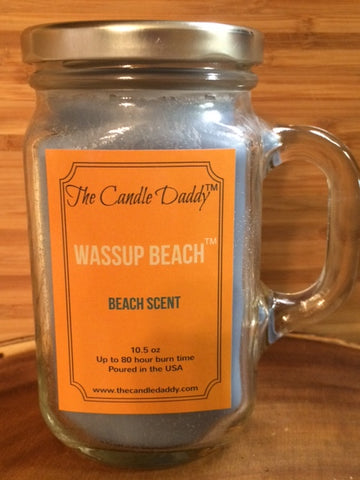 Wassup Beach Candle