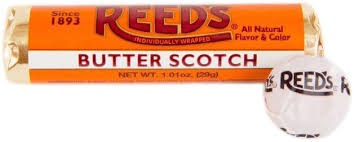 Reed's Butterscotch Hard Candies