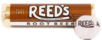 Reed's Root Beer Hard Candies