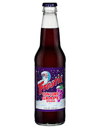 Frostie Grape Soda