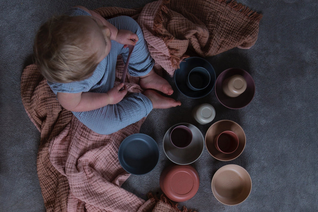 Kids Bamboo Dinnerware: For The Grown Up Home