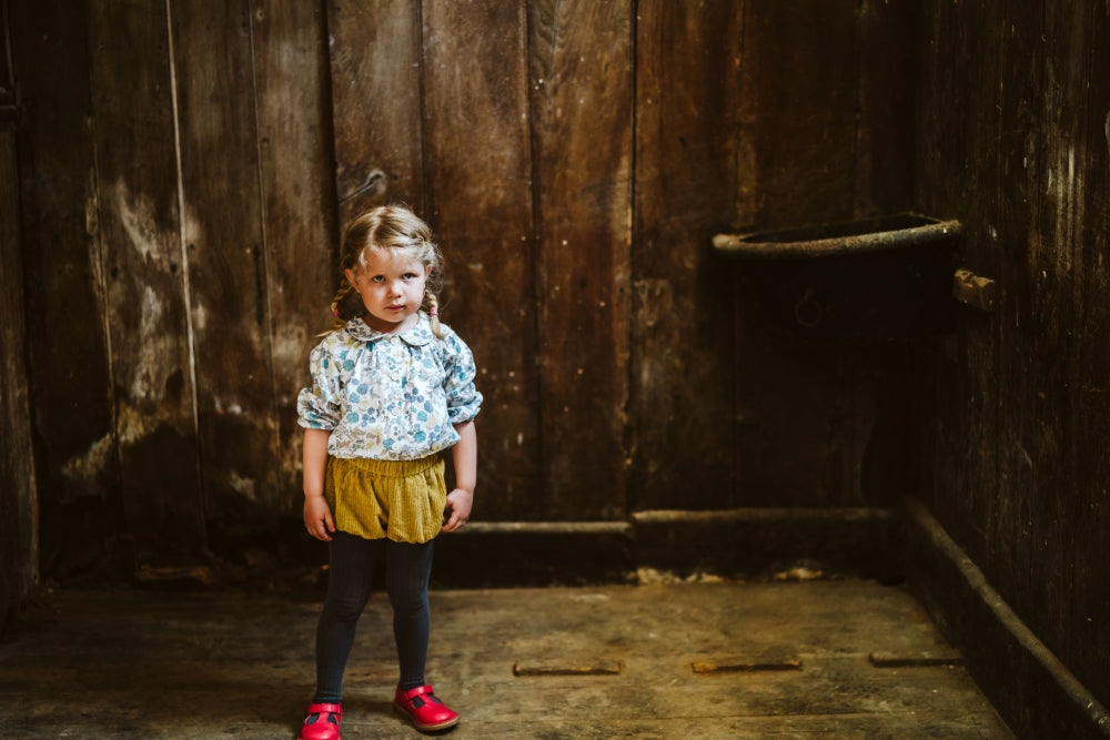 New Season: Little Cotton Clothes