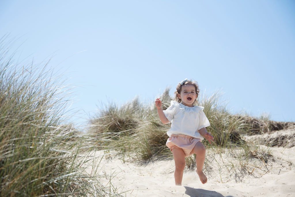 Little Dottie Designs x Marshes & Flint - A Little Norfolk Summer