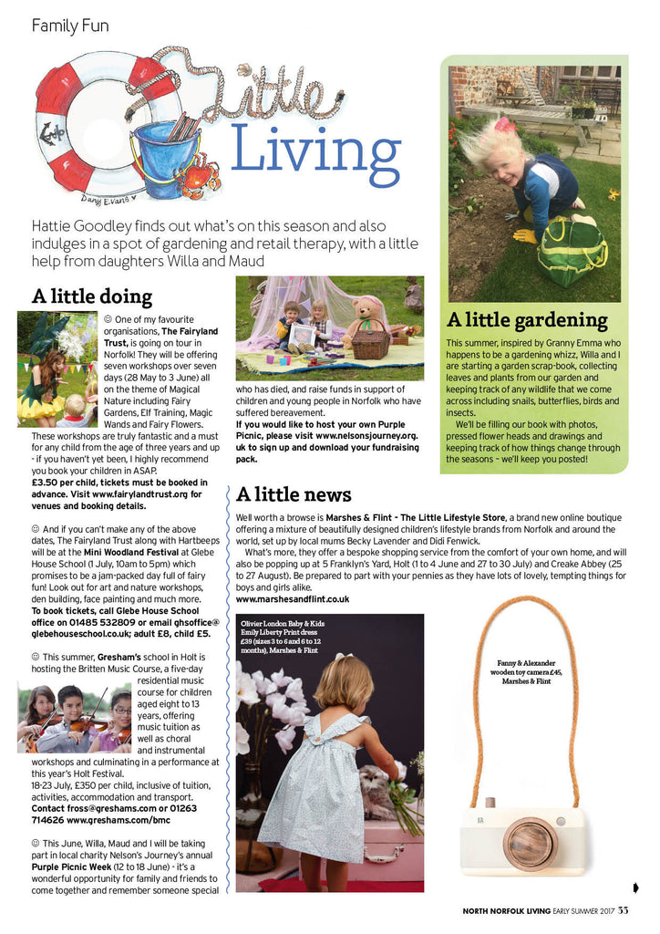 A Little News with North Norfolk Living