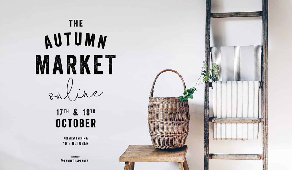 Join us at The Fabulous Places Autumn Market