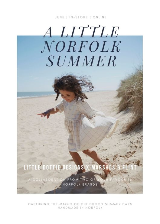 A COLLABORATION FROM TWO OF YOUR FAVOURITE NORFOLK BRANDS