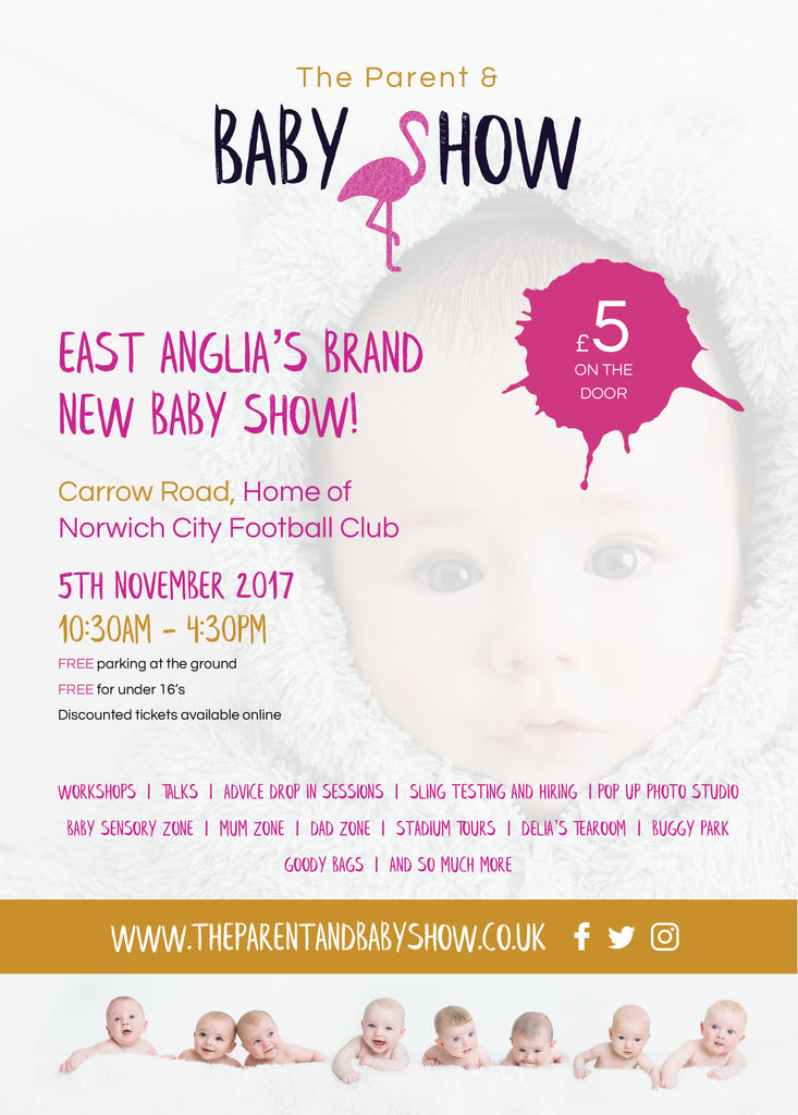 Parent & Baby Show, Norwich