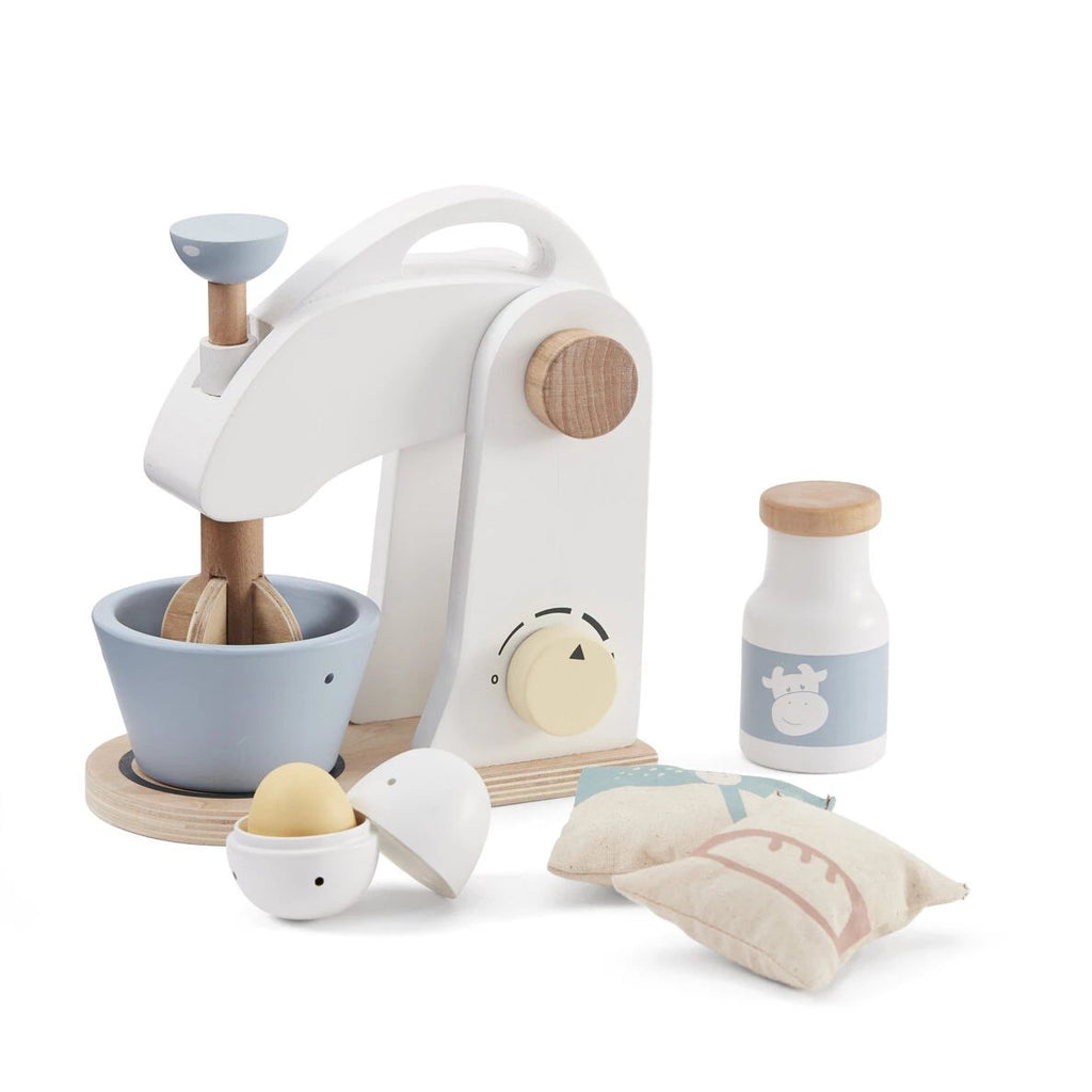Kids Concept Wooden Mixer Set