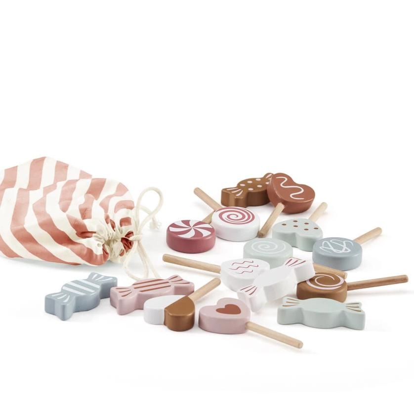 Kids Concept Wooden Candy Set