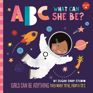 Quatro Kids ABC What Can She Be?