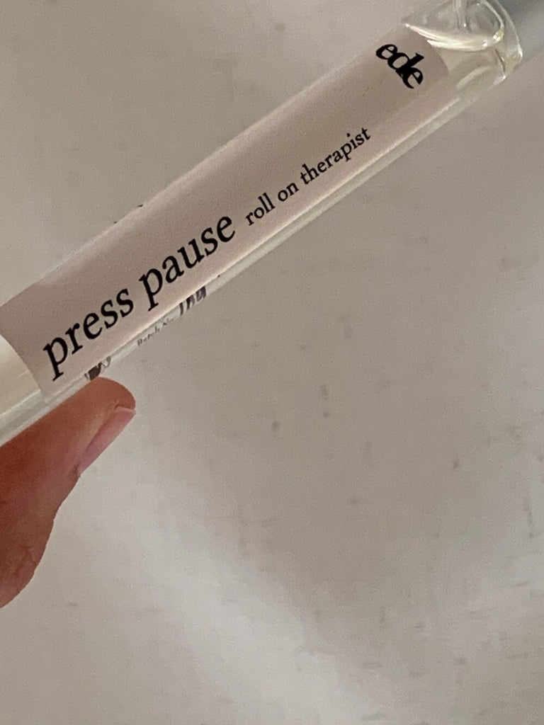 ede - press pause roll on therapist