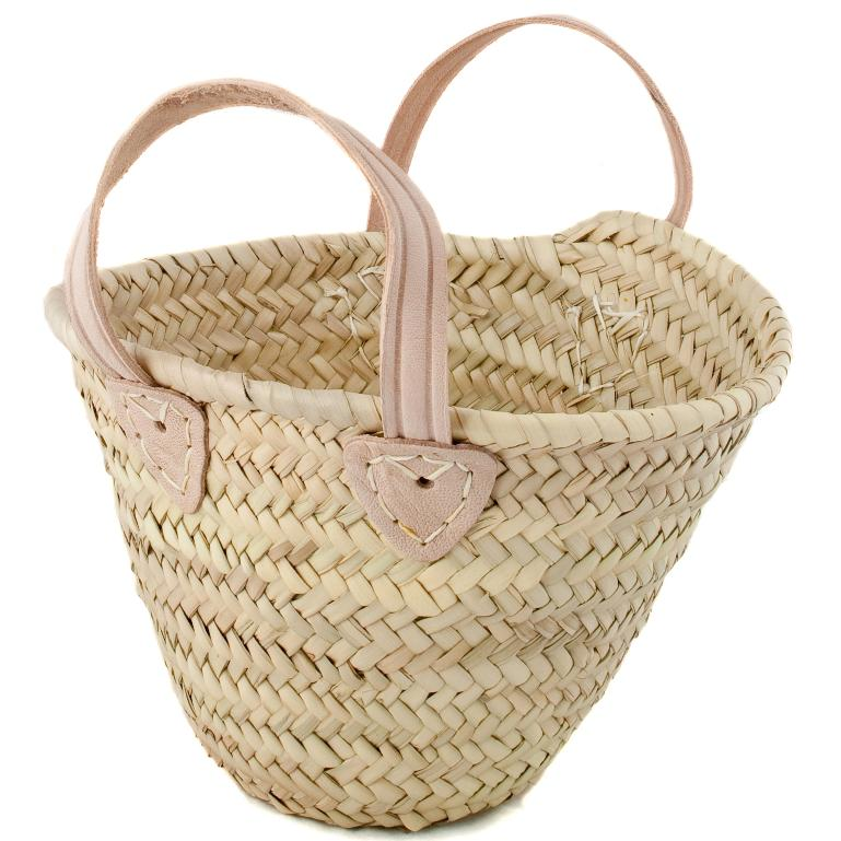 Baby French Shopping Basket