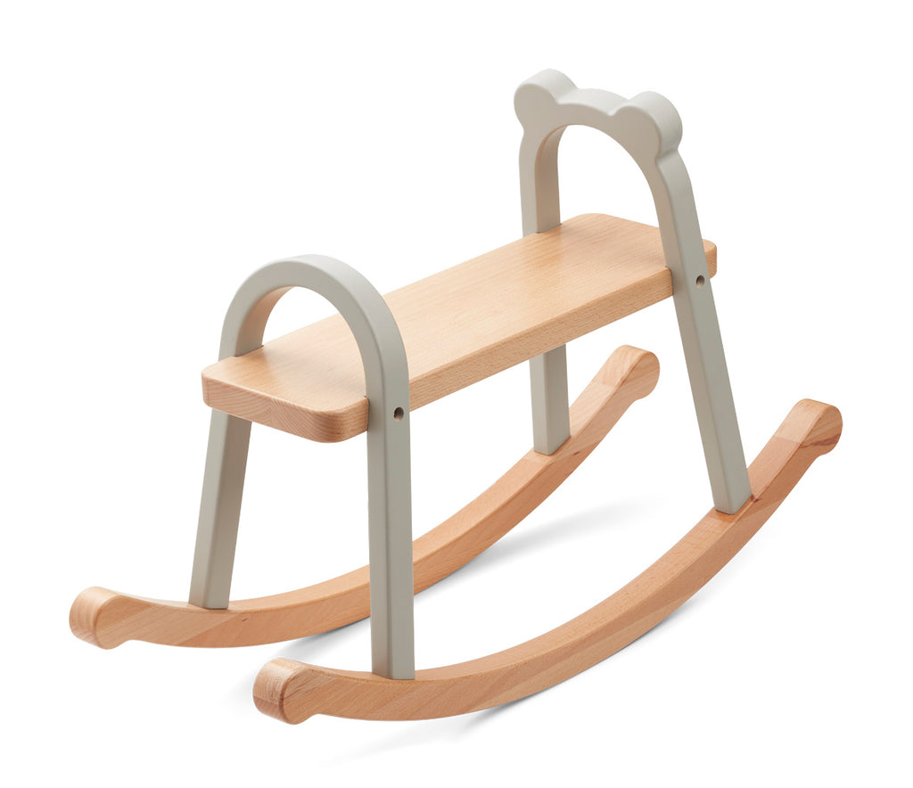 Liewood Lina Rocking Horse - Dove Blue