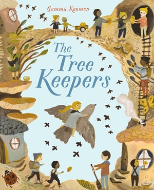 The Tree Keepers Flock