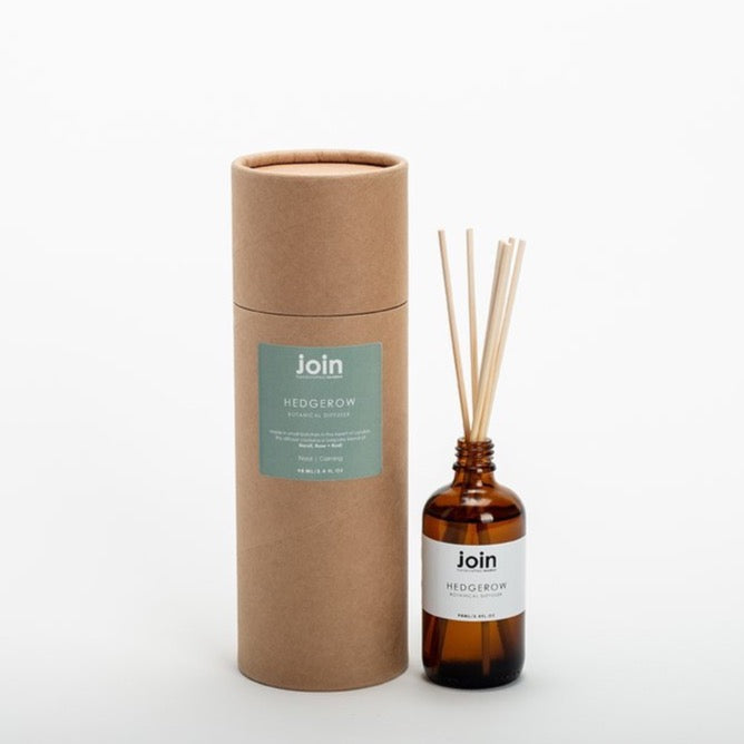 Join Luxury Essential Oil Botanical Room Diffuser, Hedgerow