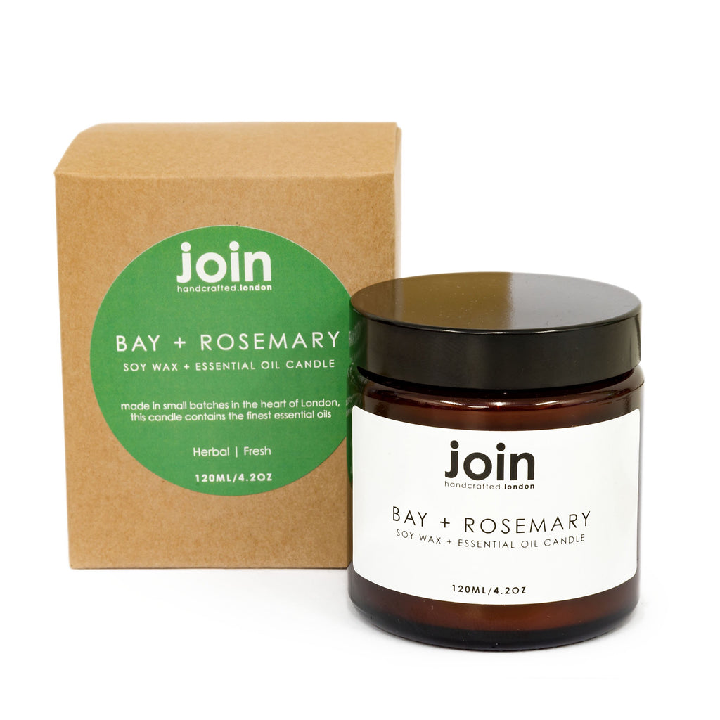 Join Candle Bay & Rosemary